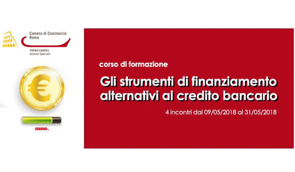 FORMAZIONE: Gli strumenti di finanziamento alternativi al credito bancario
