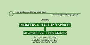 ENGINEERS 4 STARTUP & SPINOFF