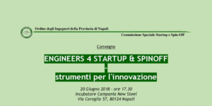 ENGINEERS 4 STARTUP & SPINOFF