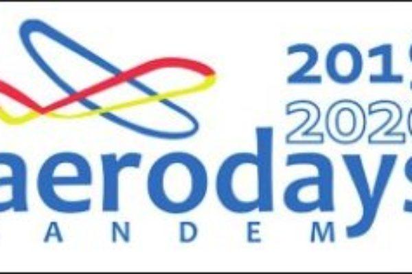 Iniziativa sarà presente all'evento AEROdays 2019 di Bucharest del 27-29 Maggio
