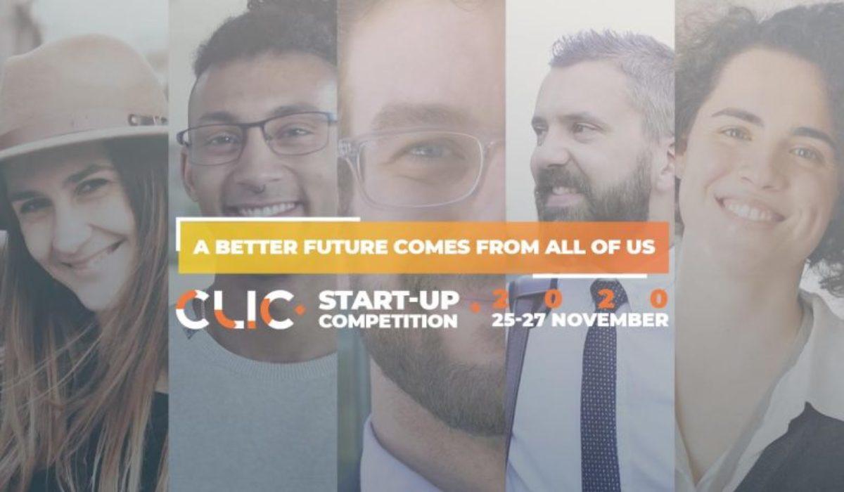 Lancio della CLIC Startup Competition