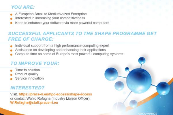 Il Partenariato per l'Advanced Computing in Europa lancia il 13° bando dedicato alle PMI europee