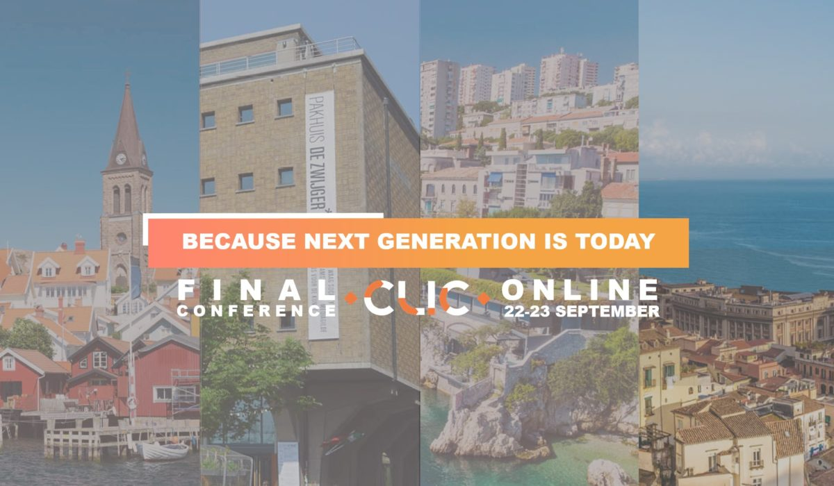 CLIC: Final Conference